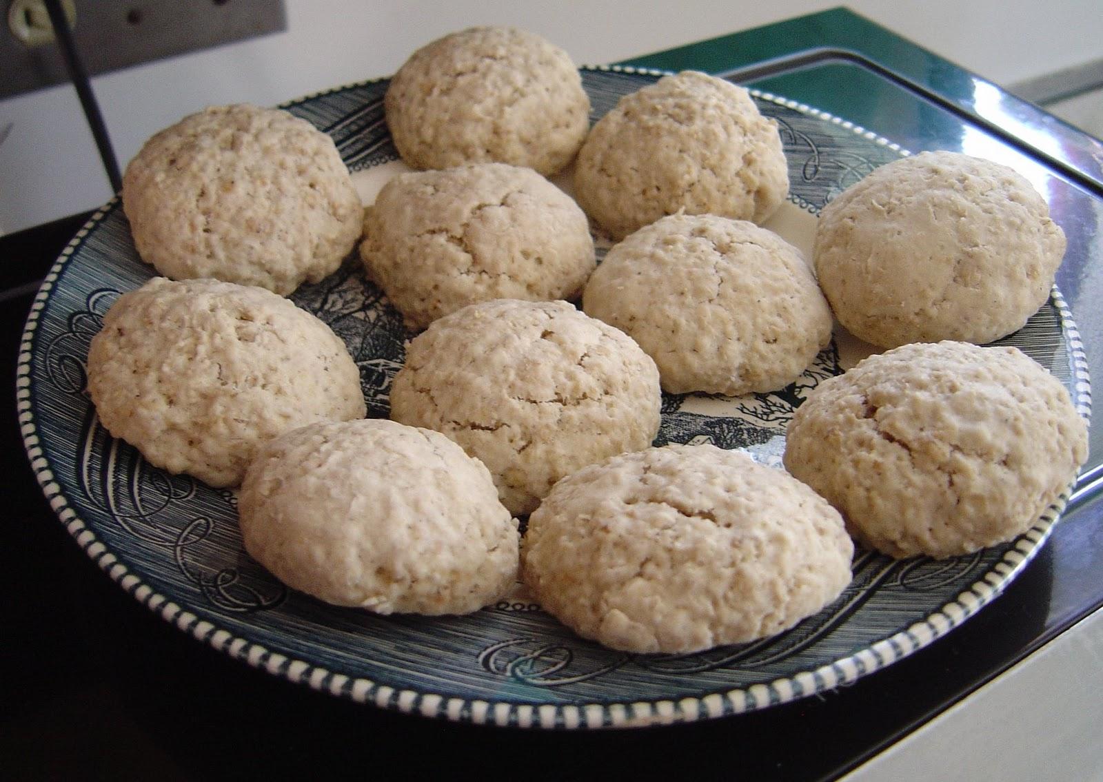 My Favorite Oatmeal Scones