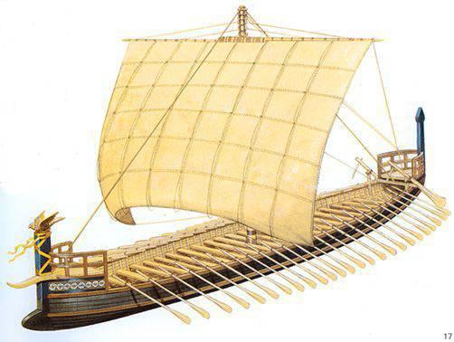 Троянская война: корабли и колесницы