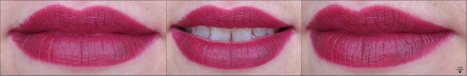 Vibrant Matte Lipstick - Uncorked - LOC