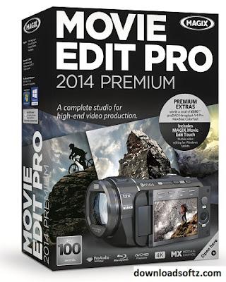 MAGIX Movie Edit Pro 2014 Premium 13.0.3.14 (Eng Rus) + Crack