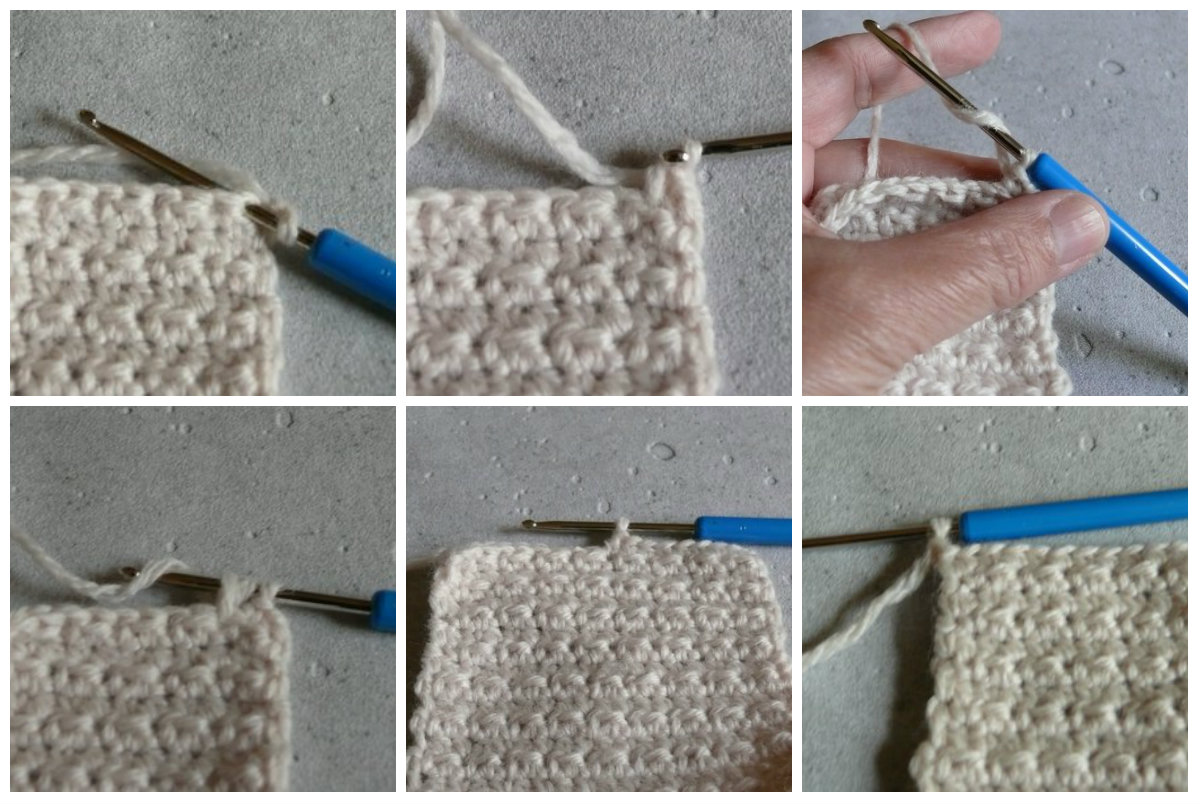 Exelent Leicht Häkeln Sparrendecke Muster Component - Decke Stricken ...
