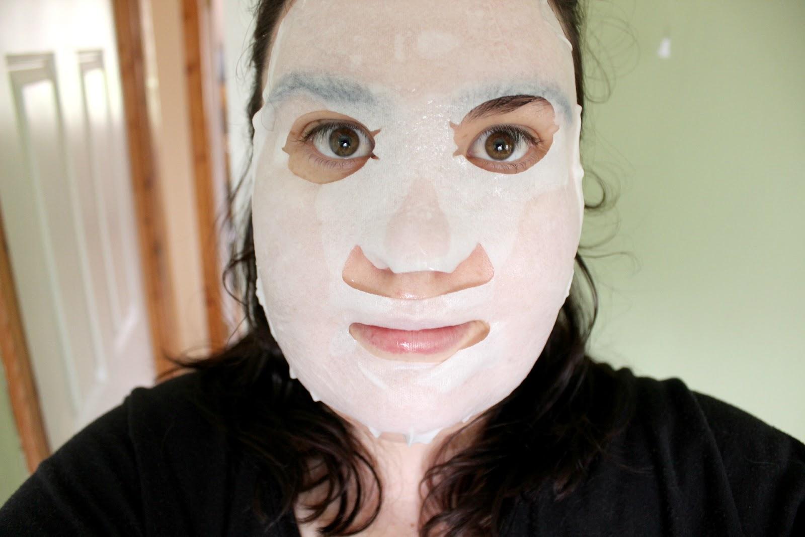 Garnier Moisture Bomb Sheet Mask