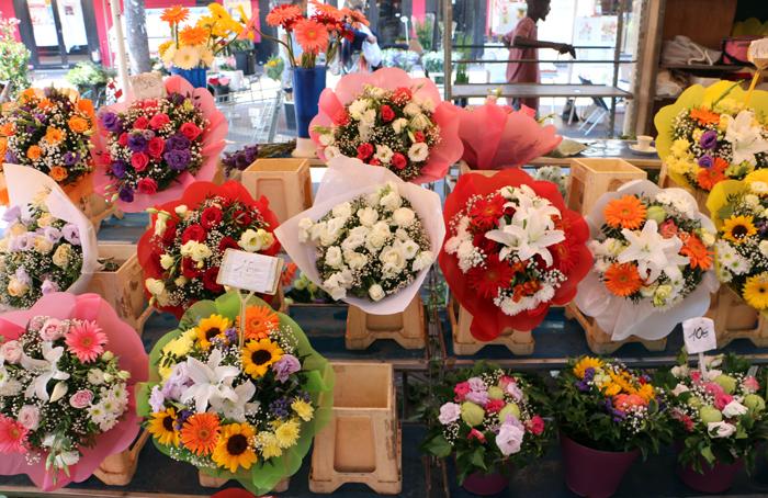 Blumenmarkt Nizza