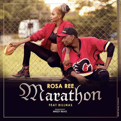 Download MP3 | Rosa Ree ft Billnass - Marathon
