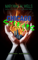 Chicago Screams haunted ghost ghost-hunting Lies In Shadows Maryanne Wells