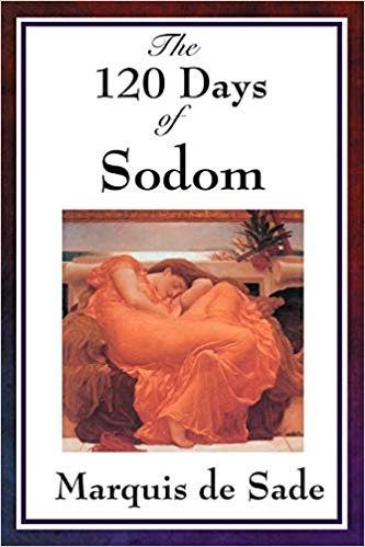 The 120 Days of Sodom book