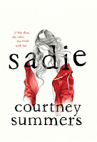 Sadie by Courtney Summers book cover and review