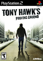 Tony Hawk's Proving Ground (PS2) 2007