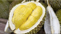 gambar buah durian, bahasa arab buah durian