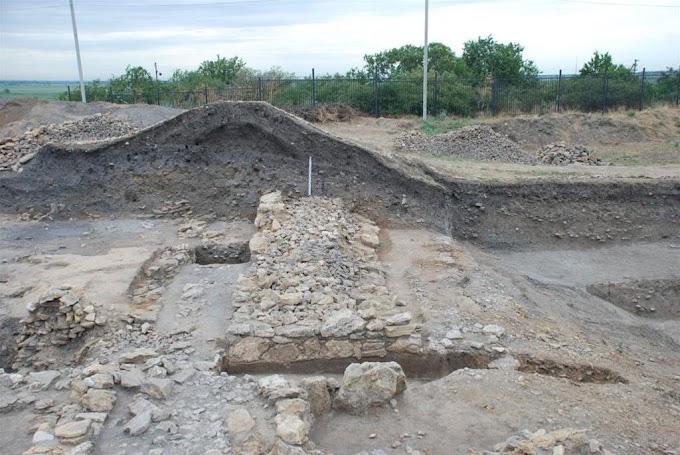 Μια ανακάλυψη για την αρχαία ελληνική πόλη Ταναίδα στην Αζοφική