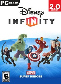 Disney Infinity 2.0 Marvel Super Heroes-DOGE