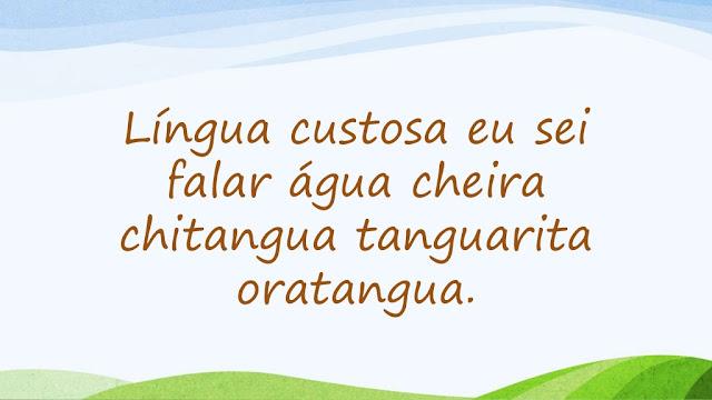 Trava Lingua Chitanga