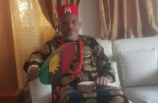 IPOB Leader Nnamdi Kanu reveals 9 states that will be part of Biafra