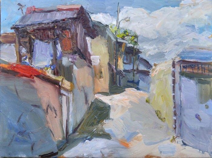 Армянский художник. Ara Shahkhatuni