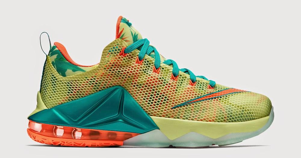 pretty nice 79e86 0b6c7 Nike LeBron 12 Low