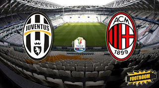 Ювентус – Милан прямая трансляция онлайн 16/01 в 20:30 по МСК.