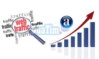 Cara Mudah Menaikkan Traffic Alexa