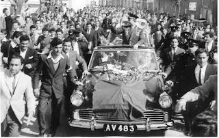 Όταν ο Γιούρι Γκαγκάριν επισκέφθηκε την Κύπρο!