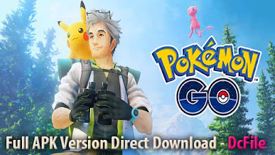 pokemon go hd game download