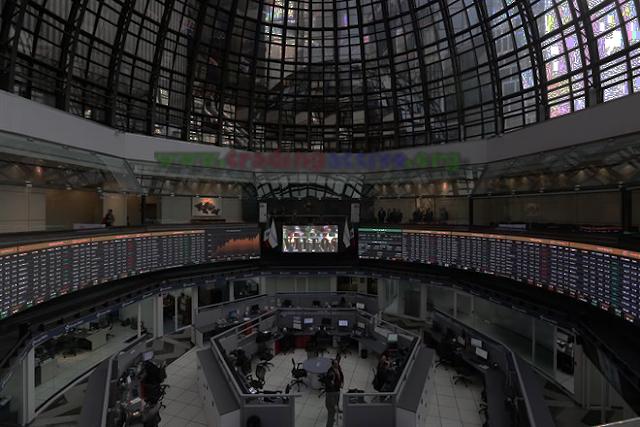Europa cierra: los índices caen debido a la incertidumbre del comercio mundial