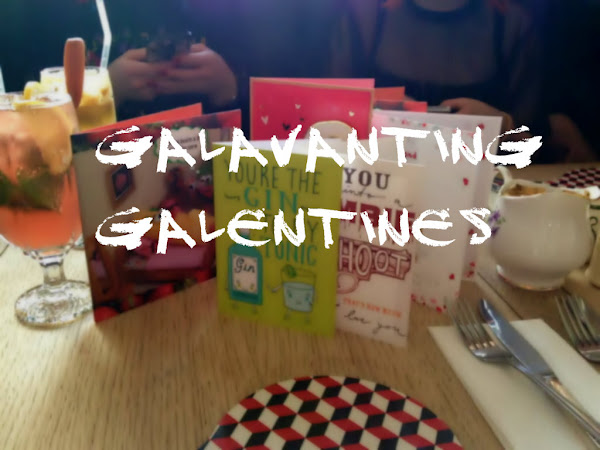 Galevanting on Galentines