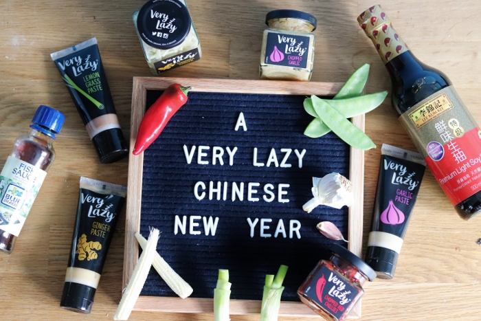 Having a Very Lazy Chinese New Year