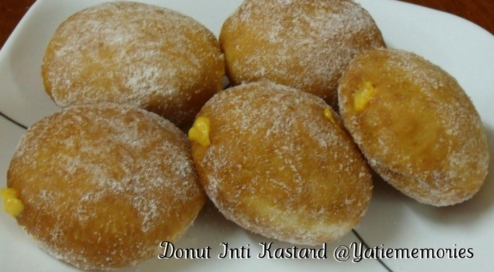 Sinar Kehidupanku**~::..: Donut Inti Kastard
