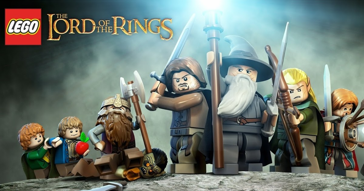 lego lord of the rings - photo #21