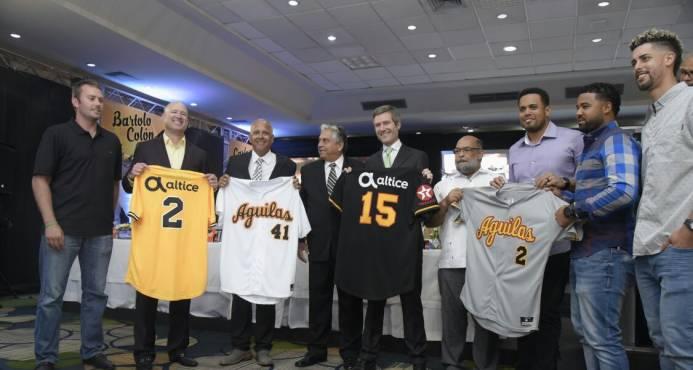 Lino Rivera anuncia rotación y alineación de Águilas Cibaeñas