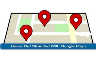 Google Maps : Never get stranded (Full google map tutorial)