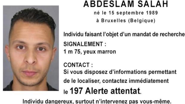 Salah Abdeslam el terrorista más buscado del mundo es capturado en Bruselas