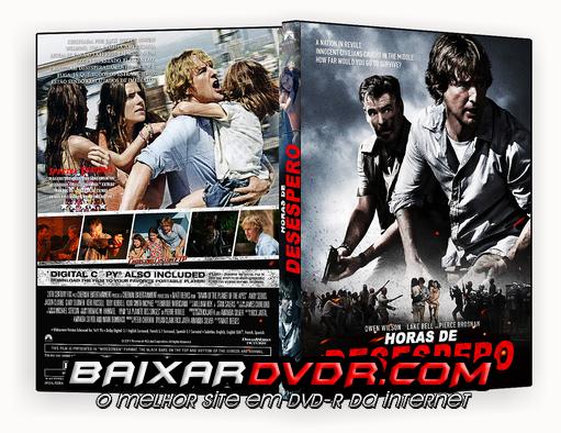 HORAS DE DESESPERO (2015) DUAL AUDIO DVD-R CUSTOM
