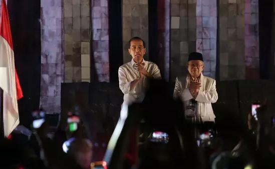 Ratusan WNI di AS Doakan Jokowi-Ma'ruf Menangi Pilpres 2019