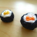 patron gratis sushi amigurumi   free amigurumi pattern sushi
