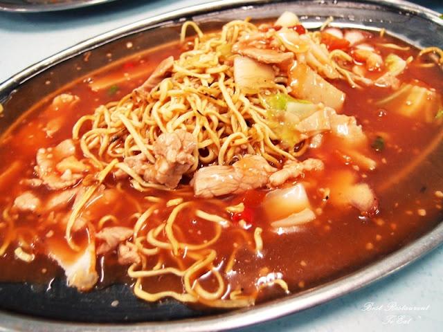 Sungai Lembing Kuantan Pahang Restoran Hoover Tomato Noodle