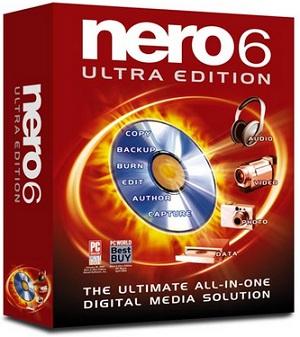 Nero 6 Full Serial Nuber (Key) ดาวน์โหลดนีโร 6 ภาษาไทยฟรี
