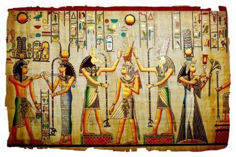 Religião no Egito Antigo