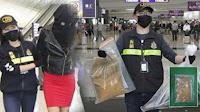 """Γνωστή Ελληνίδα """"μοντέλο"""" συνελήφθη με τεράστια ποσότητα κοκαΐνης ΦΩΤΟ & ΒΙΝΤΕΟ"""