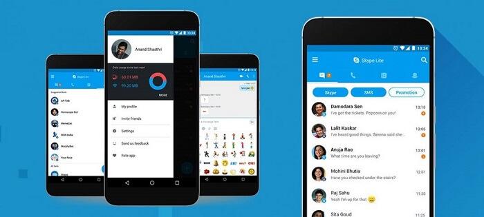 سكايب-لايت-Skype-Lite