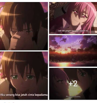 cara mengetahui judul anime