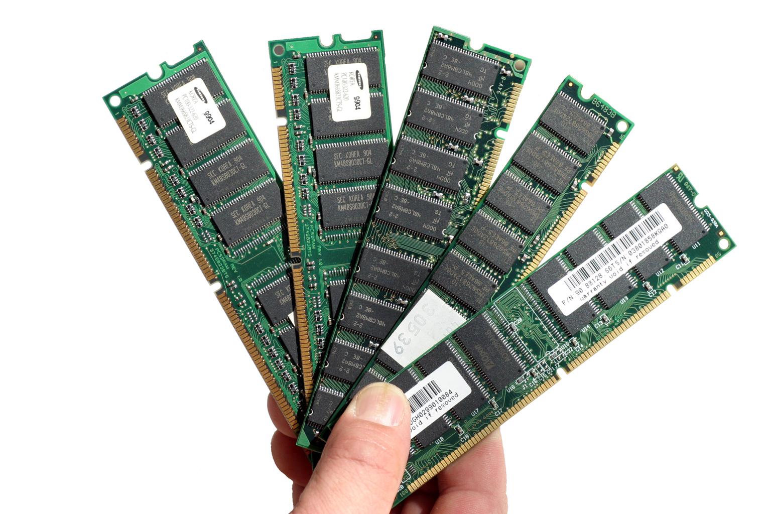 Memorias >> Memorias Informaticas Memoria Informatica Caracteristicas
