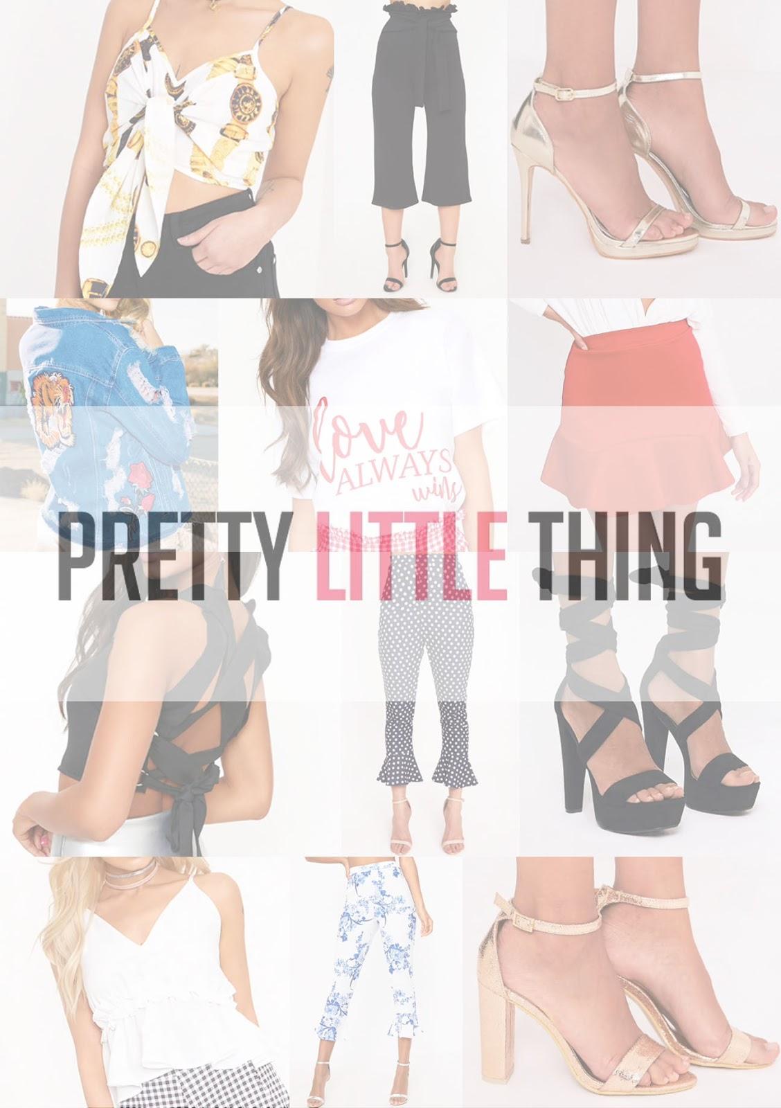 Wednesday Wishlist Pretty Little Thing