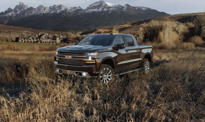 New 2019 Chevrolet Review
