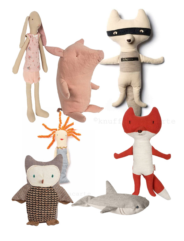 Maileg soft toys