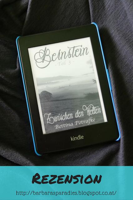 Buchrezension #122 Bernstein 3: Zwischen den Welten von Bettina Potrafke