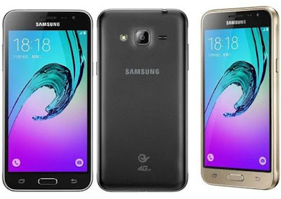 New Samsung Galaxy J3 (2016)