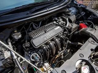 Honda BR-V S Enggine