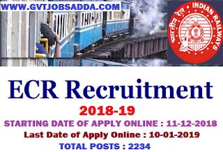 WWW.GVTJOBSADDA.COM/East-Central-Railway-Recruitment
