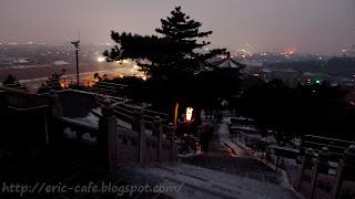 風雪中的北平 - 景山公園   八十後的光怪陸離