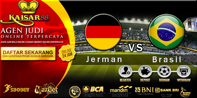 Prediksi Bola International Friendly Jerman vs Brasil 28 Maret 2018